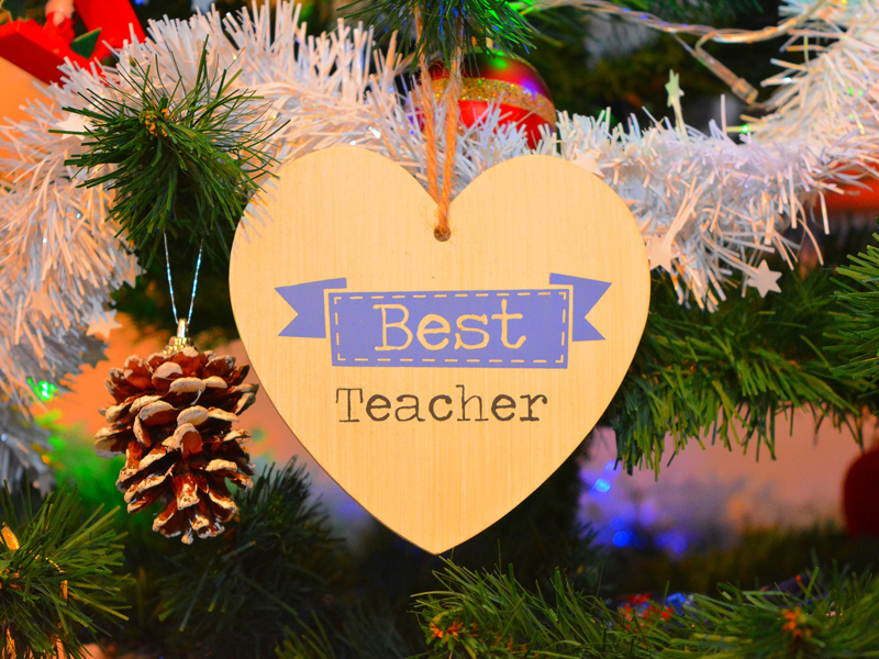 Gift Ideas for Teachers and Staff