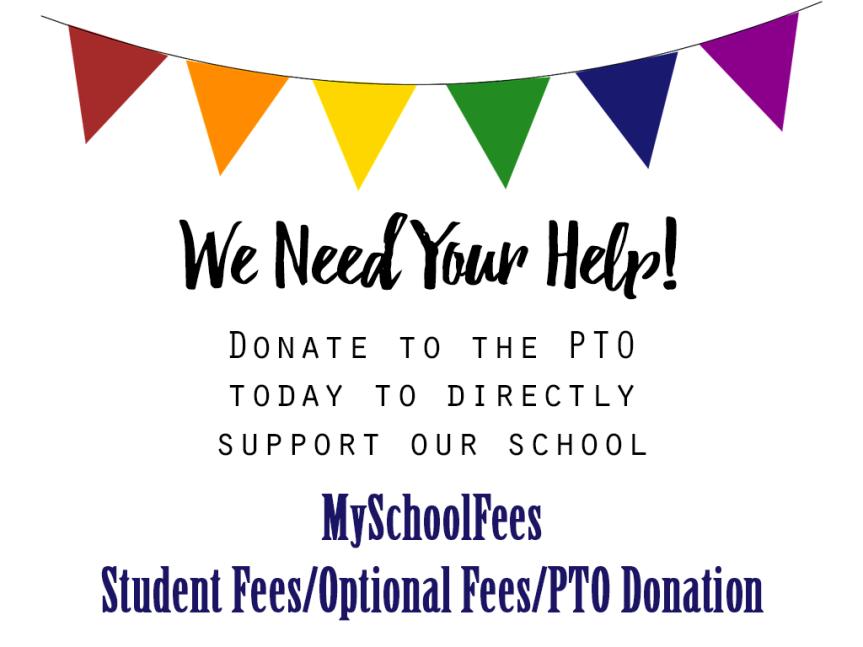 PTO Family Donations