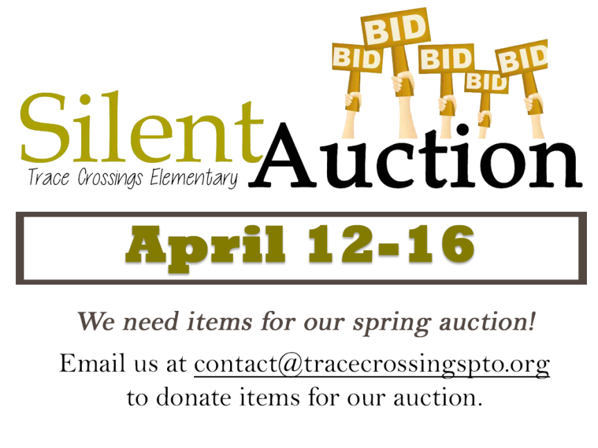 Donate to the Silent Auction
